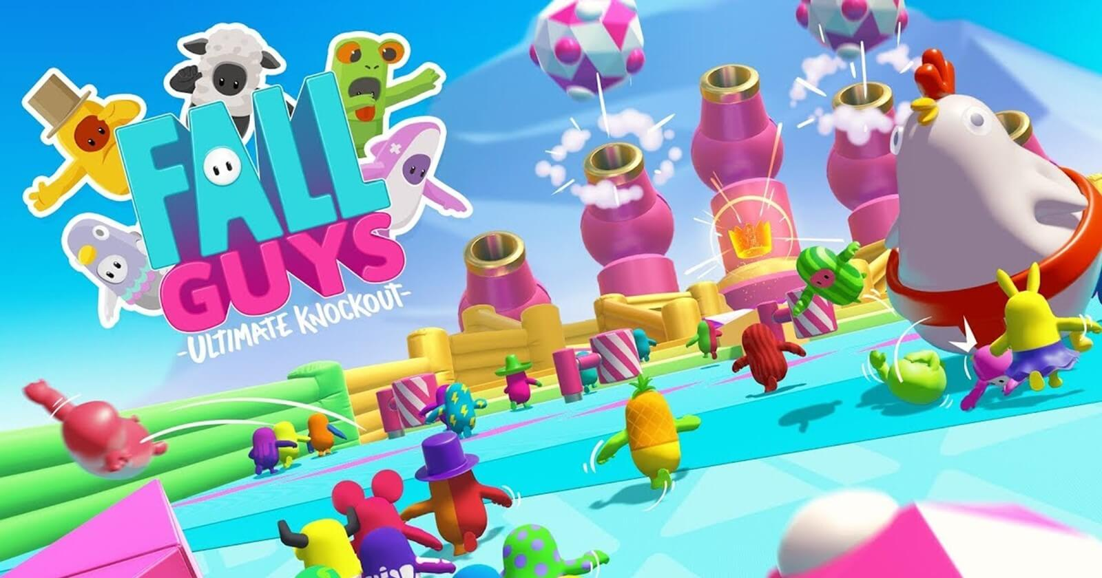 Moose Toys Secures Master Toy Partnership with Mediatonic and Devolver Digital for Mega Hit Game Fall Guys: Ultimate Knockout image