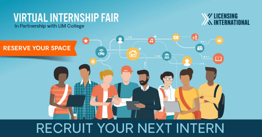Virtual Internship Fair event image