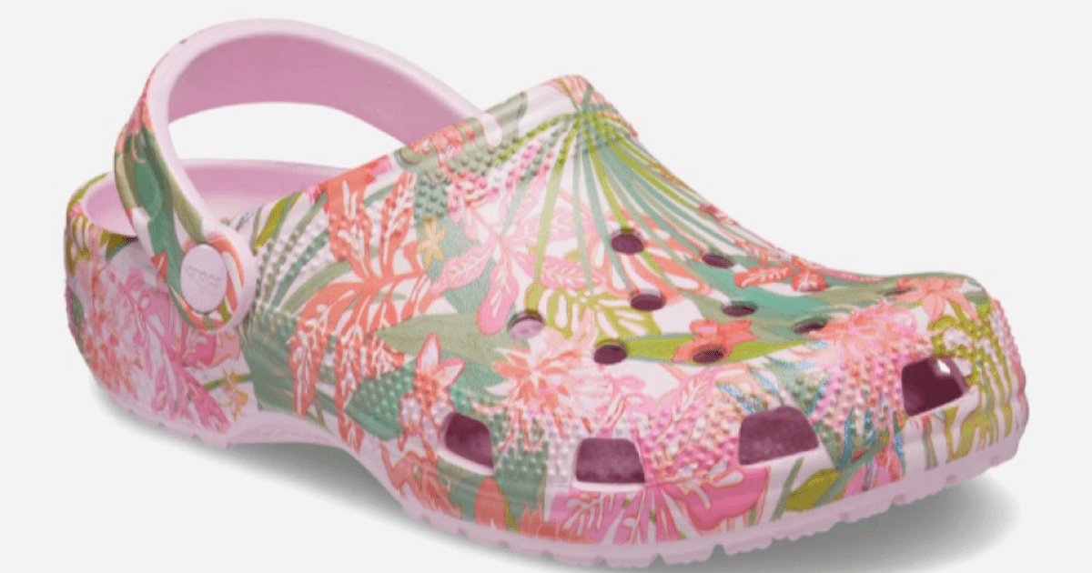 Vera Bradley and Crocs Create New Tropics-Inspired Limited-Edition Footwear Collection image