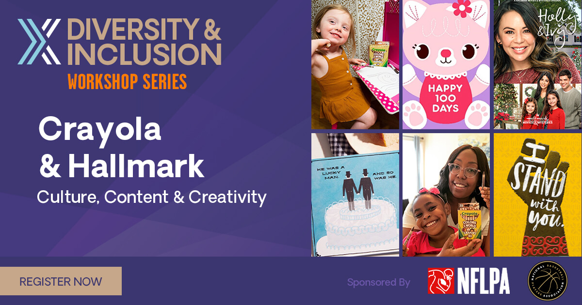 Diversity & Inclusion Workshop: Crayola & Hallmark image
