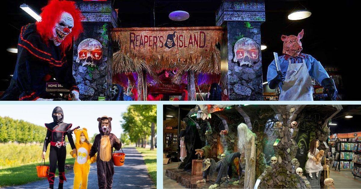 How Big the Halloween Bounceback? image