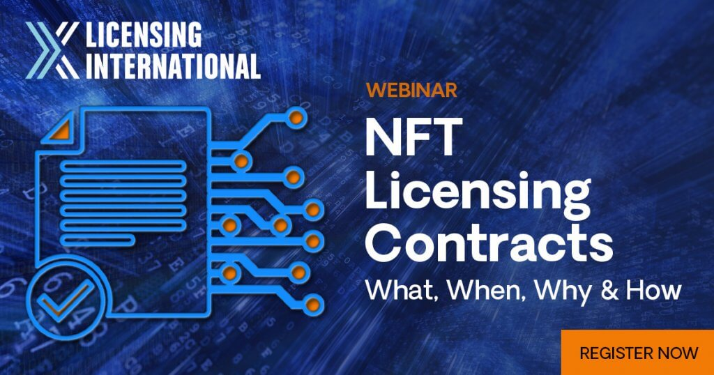 NFT Licensing Contracts: What, When, Why & How event image