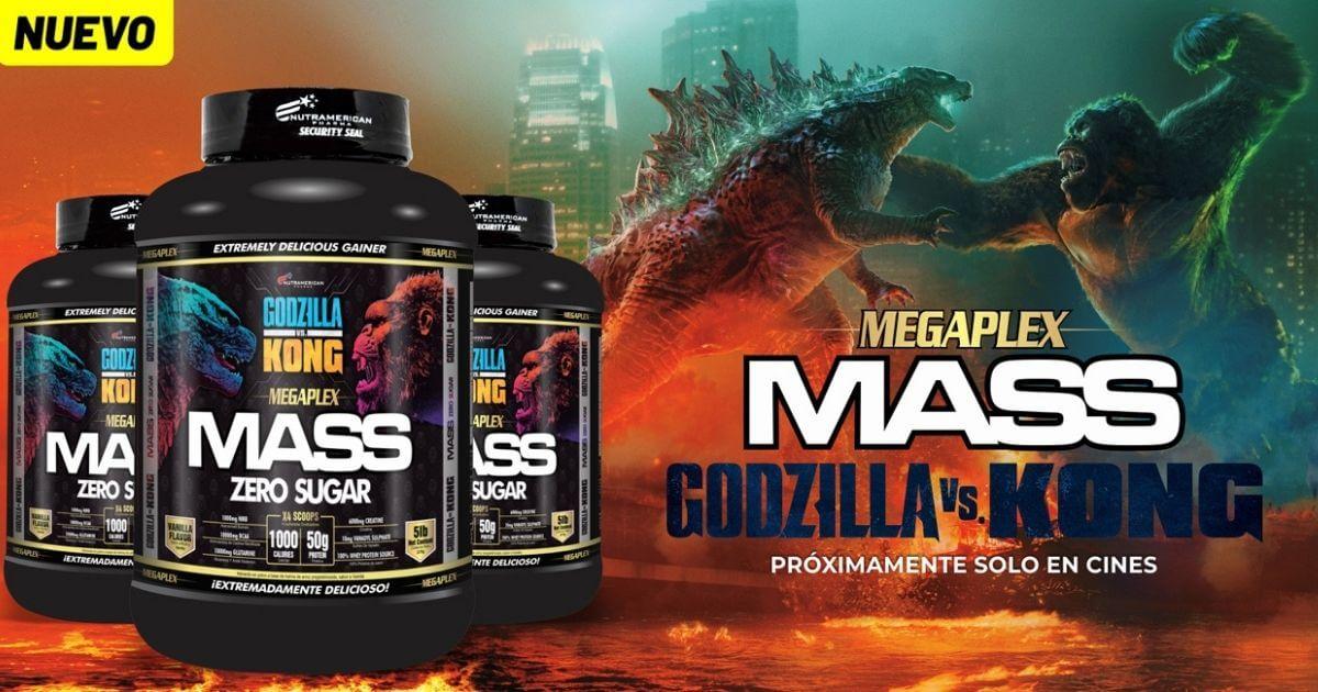 'Godzilla vs Kong' Stomps Into the Whey Protein Category image