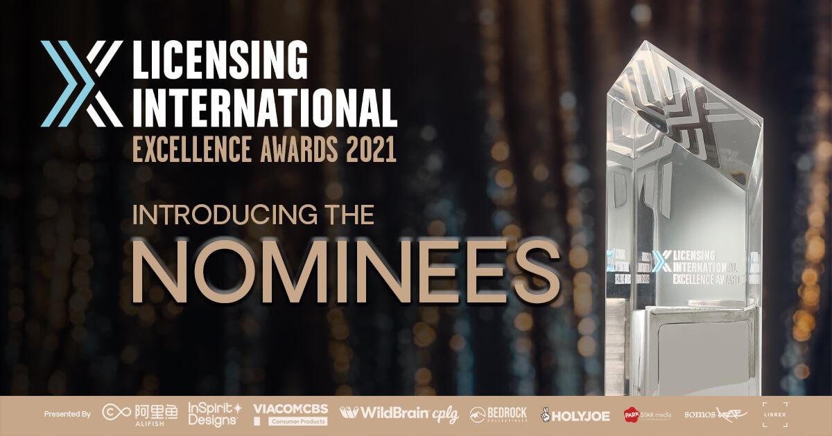 Licensing International Excellence Awards