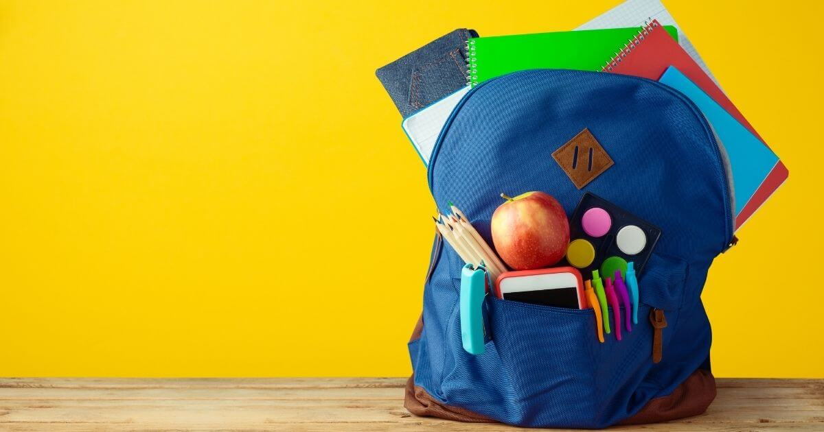 High Expectations for Back-to-School image