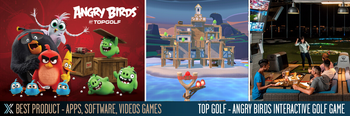Licensing International Excellence Awards - Best Licensed Product Apps, Video Games Top Golf