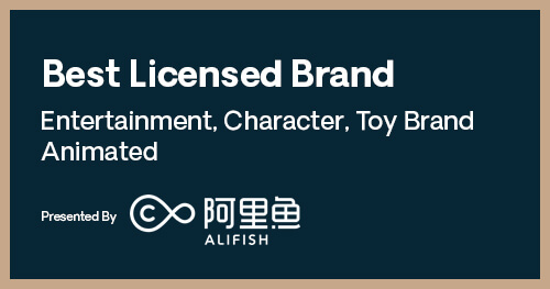 Licensing Excellence Awards Best Animated Brand