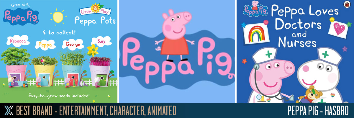 Licensing International Excellence Awards: Entertainment, Character, Animated Peppa Pig