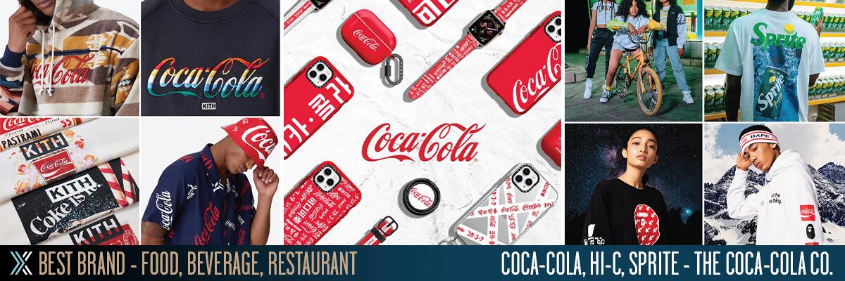 Licensing International Excellence Awards: Food, Beverage, Restaurant Coca Cola