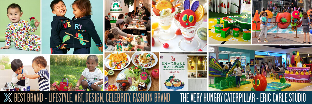 Licensing International Excellence Awards: Lifestyle The Very Hungry Caterpillar