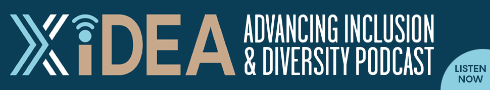 Advancing Inclusion & Diversity Podcast 970x180