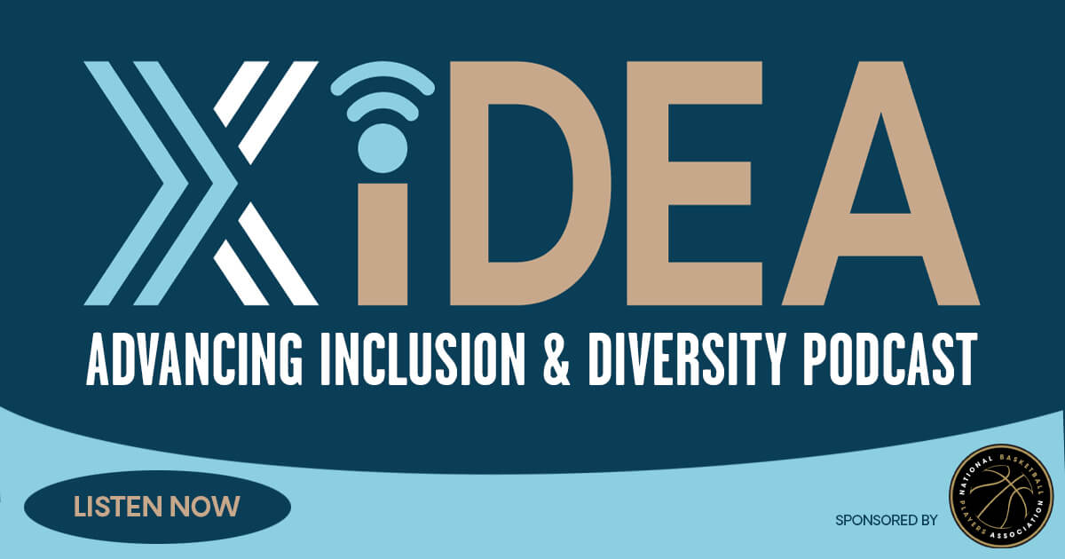 Advancing Inclusion & Diversity Podcast Key Art