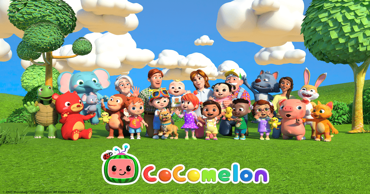Moonbug and Maurizio Distefano Licensing Deal Sparks CoComelon Merchandise Deals in Italian Market image