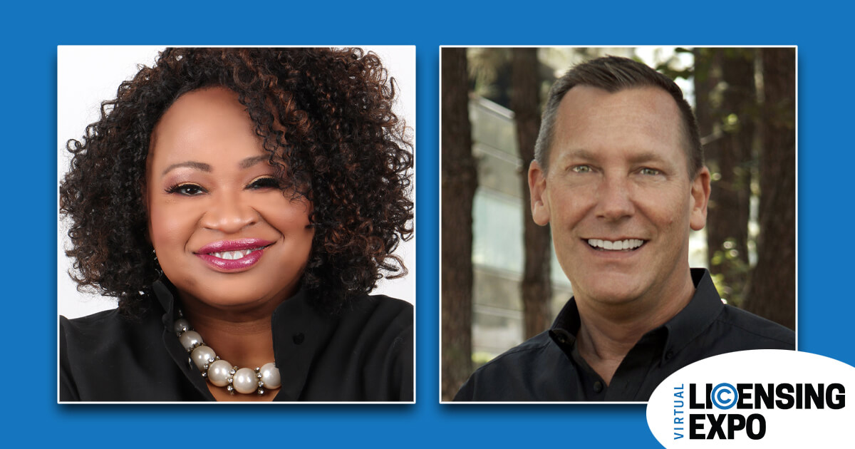 Licensing Expo Virtual 2021 Welcomes Day One Keynote Speakers image