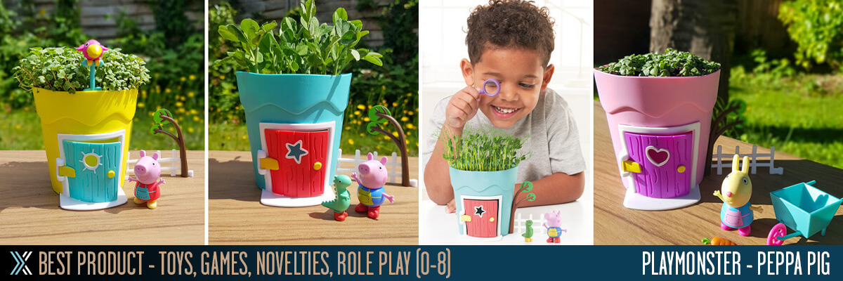 Licensing International Excellence Awards Best Toy under 8 PlayMonster