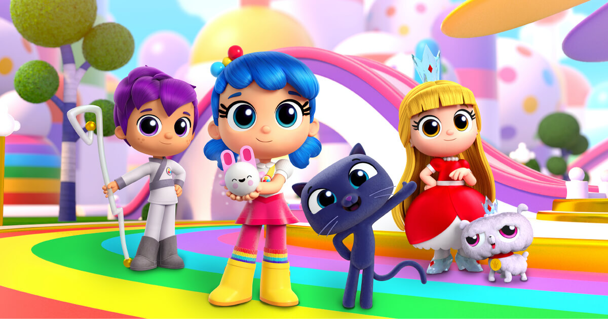 United Smile Set To Launch True And The Rainbow Kingdom Toys Globally image