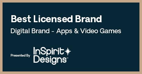 Licensing International Excellence Awards Digital Brand