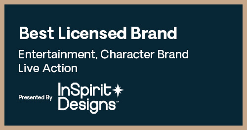 Licensing International Excellence Awards Live Action Brand
