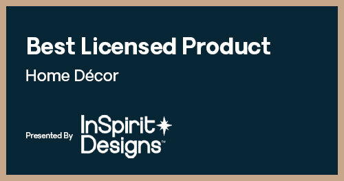 Licensing International Excellence Awards Home Decor Product