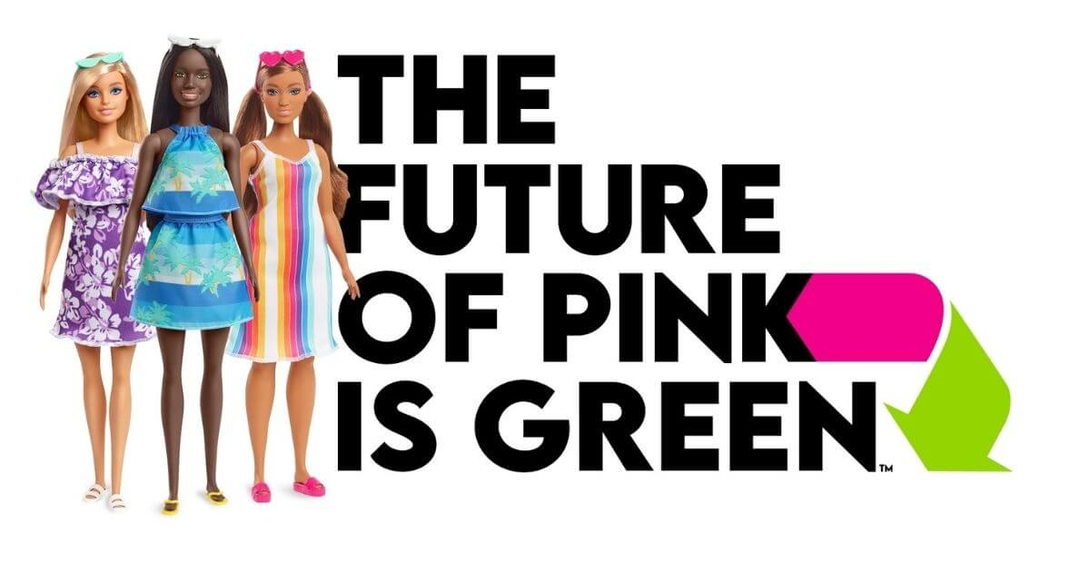 Mattel Launches Barbie Loves the Ocean; Its First Fashion Doll Collection Made from Recycled Ocean-Bound* Plastic image