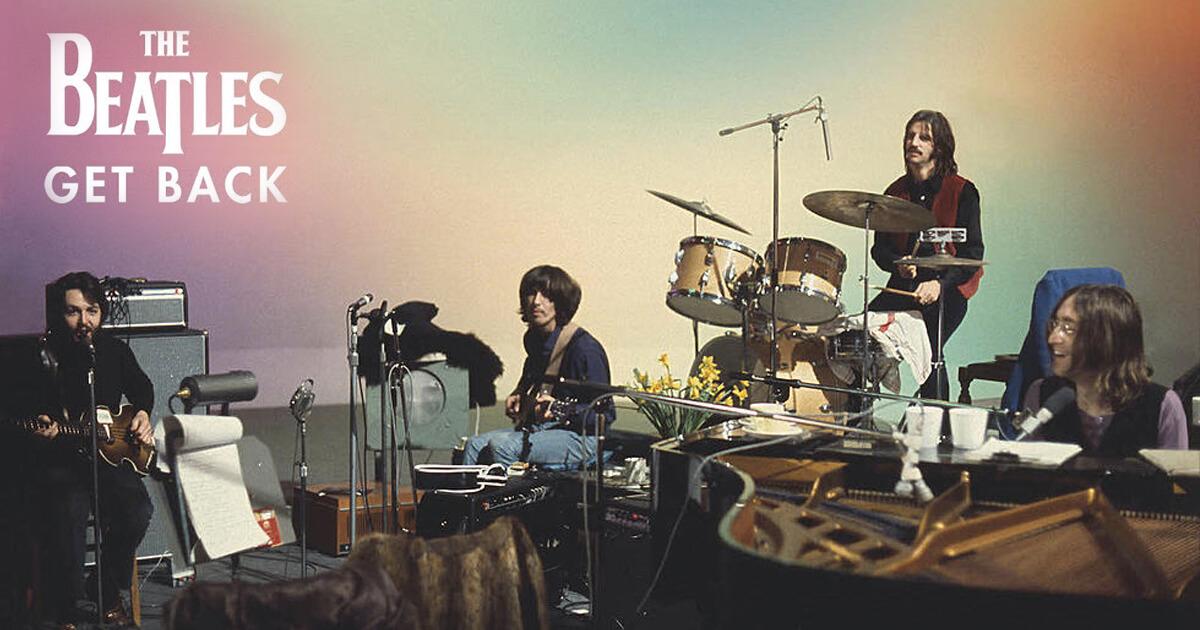 """The Beatles: Get Back,"" A Disney+ Original Documentary Series image"