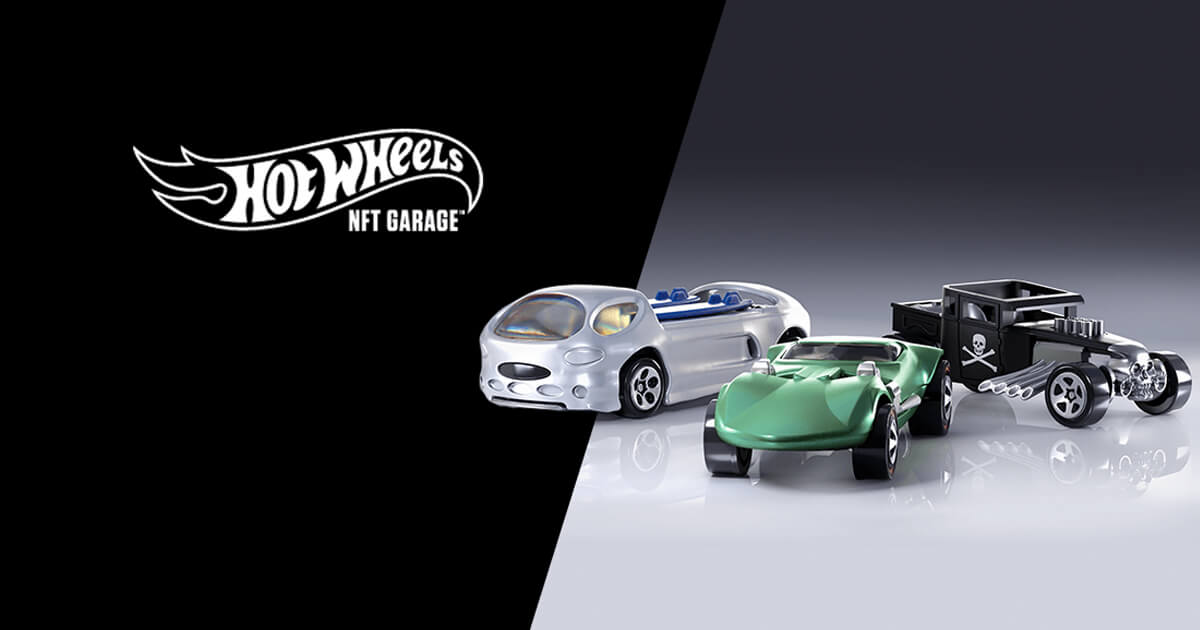 Mattel Creations Announces Reimagined Collectible Toy-Inspired Art with Launch of First-Ever Hot Wheels® NFT Series image