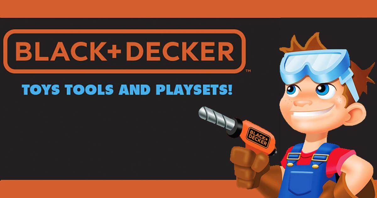 JAKKS Pacific Announces Multi-Year Contract Extension With BLACK+DECKER™ image