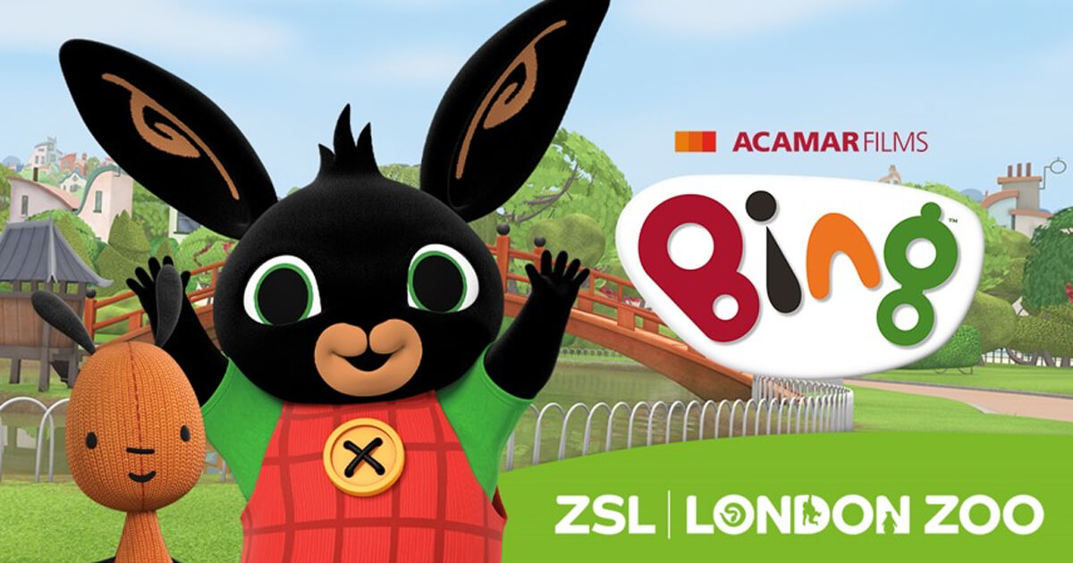 Acamar Films Partner With ZSL London Zoo to Create a New Bing Experience image