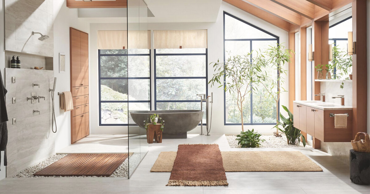 Brizo® Brand Continues an Iconic Vision with the New Frank Lloyd Wright® Bath Collection image