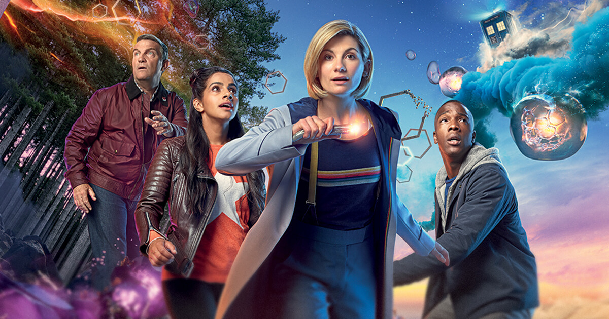 BBC Studios Welcomes New Licensing Deals for Doctor Who image