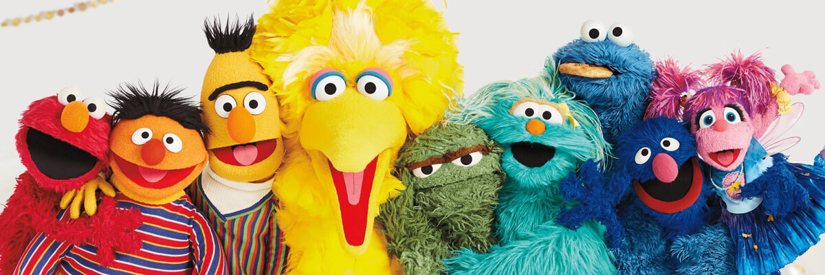 Extracts from Ekstract Sesame Street