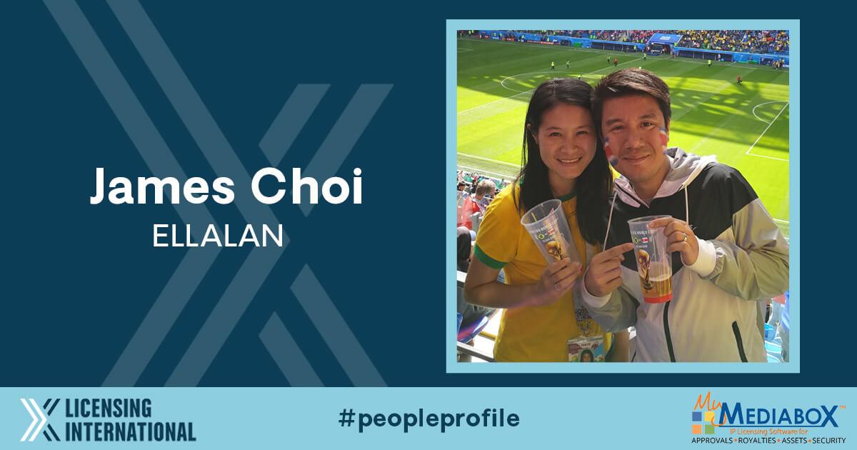 People Profile: James Choi, Senior Associate, ELLALAN image