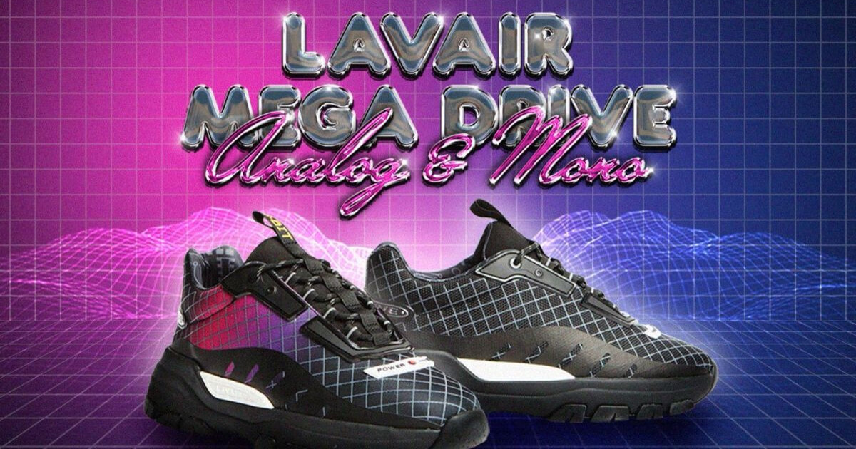 Lavair & SEGA Team Up for Limited Edition Release image