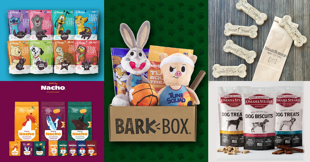 Licensing Taking a Bite of The Pet Food Business image