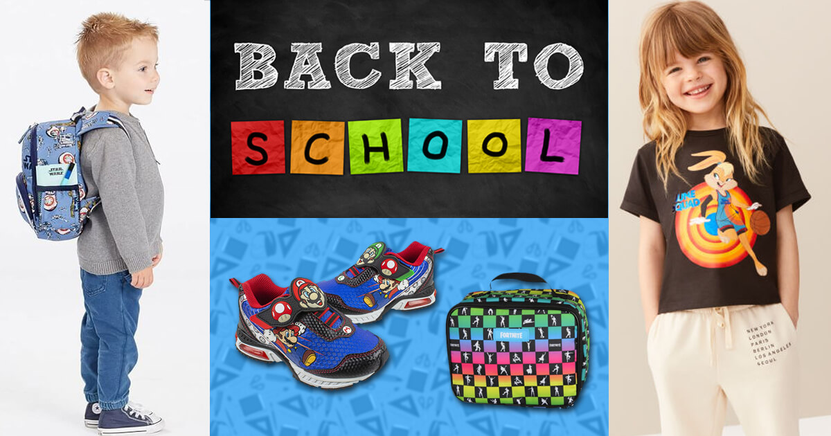 Back-to-School Sales Return to Bolster Business image