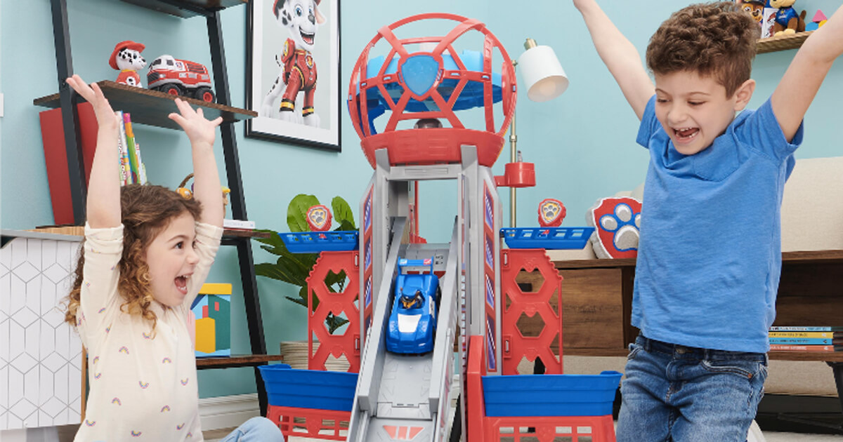 Spin Master's PAW Patrol: The Movie™ Toy Collection is PAWsome! image