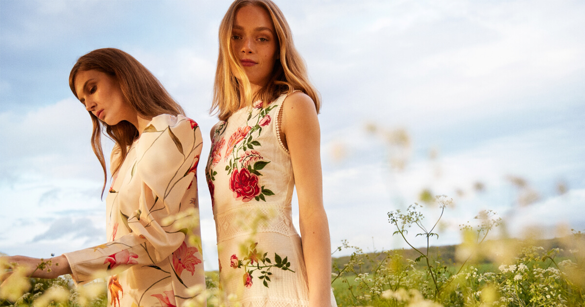 RHS and Oasis Announce Limited-Edition Nature-Inspired Fashion Range image