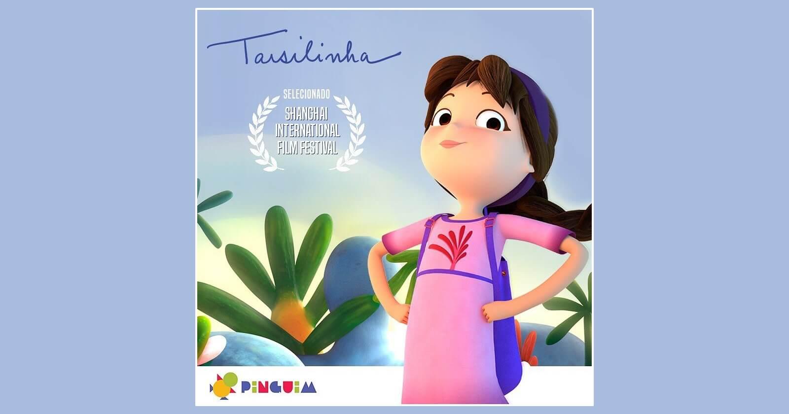 """""""Tarsilinha"""" e """"O Show da Luna!"""" são selecionados para 10º Festival Chilemonos image"""