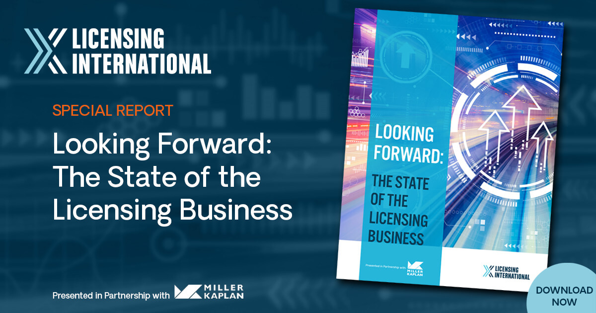 Licensing Forward The State of the Licensing Business
