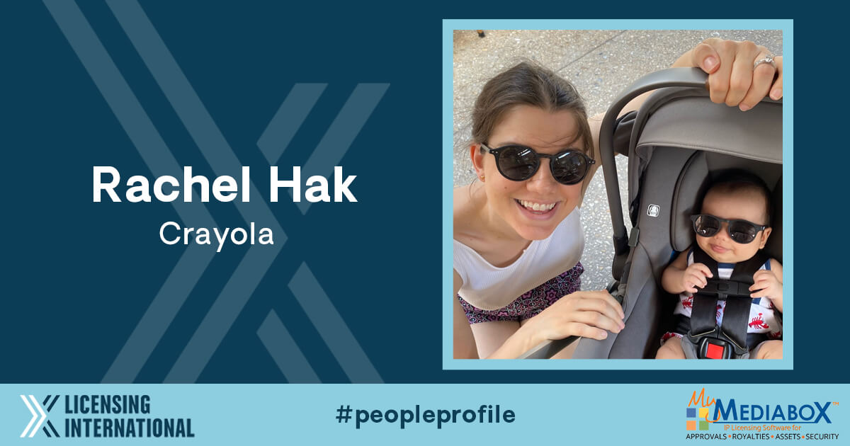 People Profile: Rachel Hak, Category Manager, Outbound Licensing, Crayola image