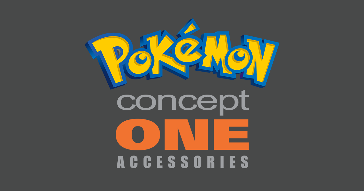 Concept One Bringing Pokémon Luggage, Travel Accessories to U.S., Canada image