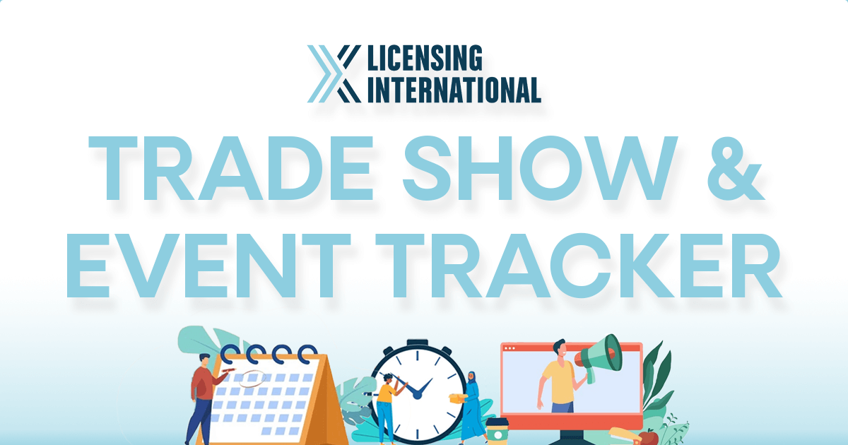 Licensing International Trade Show and Event Tracker image