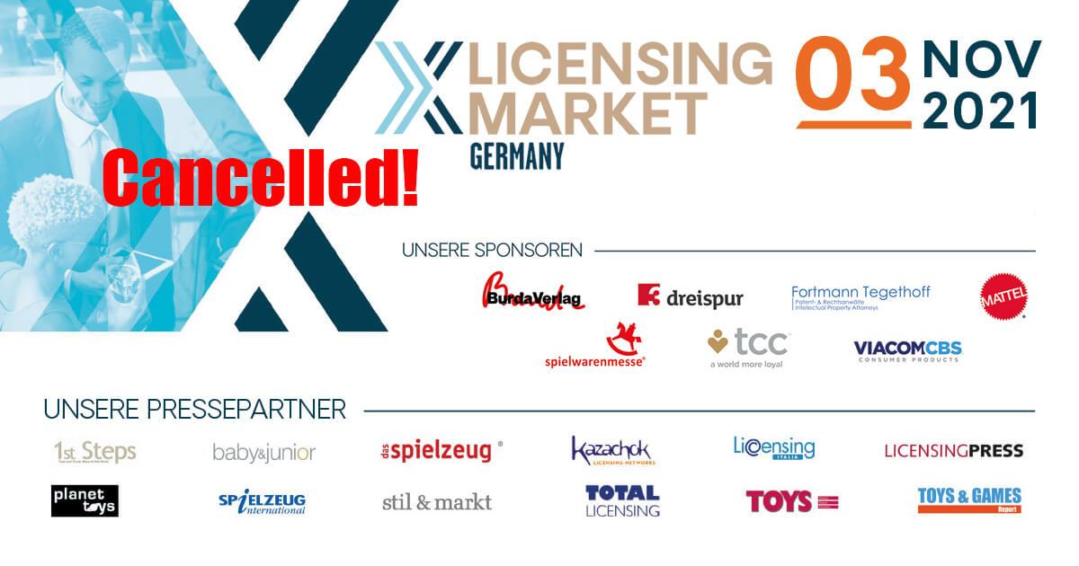 Der Licensing Market 2021 image