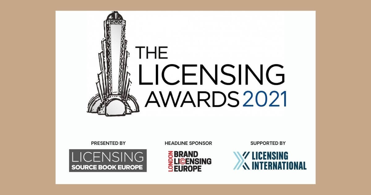 The Licensing Awards 2021: The Winners image