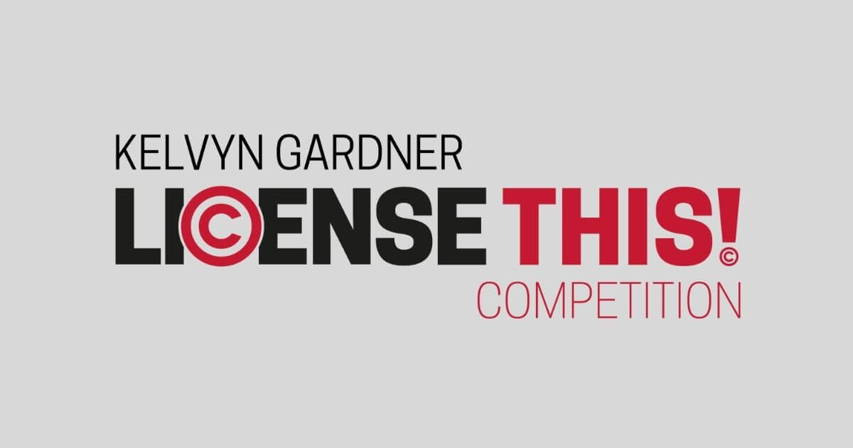 Brand Licensing Europe announces the Kelvyn Gardner License This! Competition as a New Category image