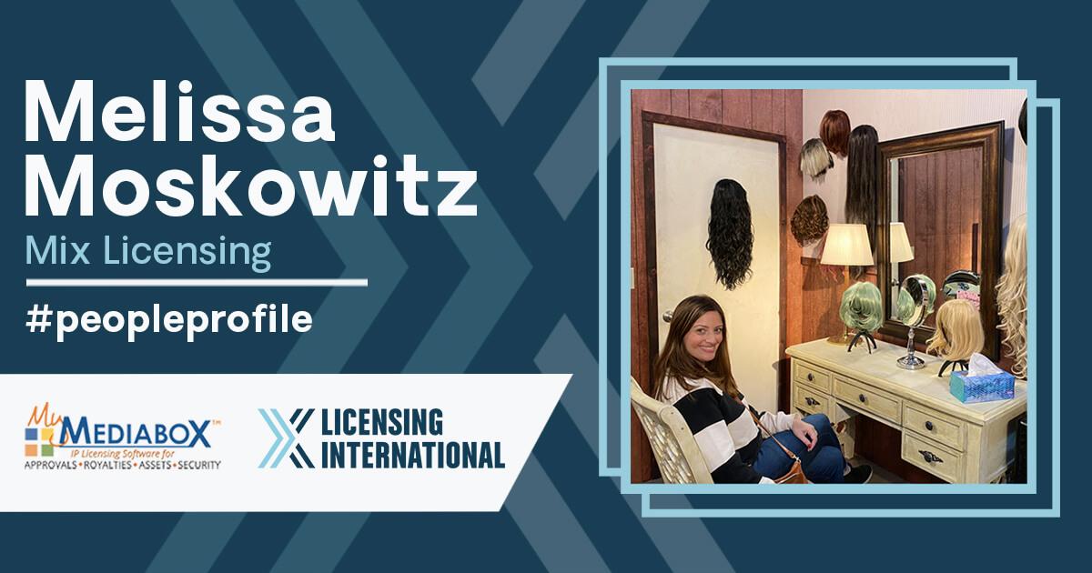 People Profile: Melissa Moskowitz, Managing Director, Mix Licensing Group image