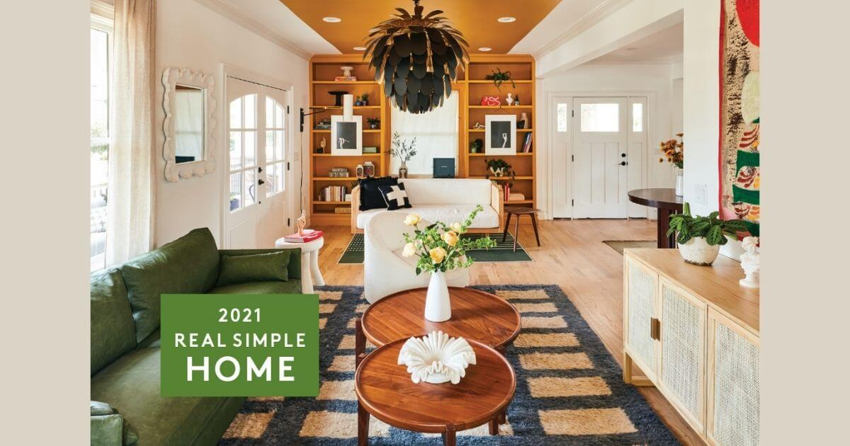 REAL SIMPLE Unveils Fourth Annual REAL SIMPLE HOME in Westfield, New Jersey image