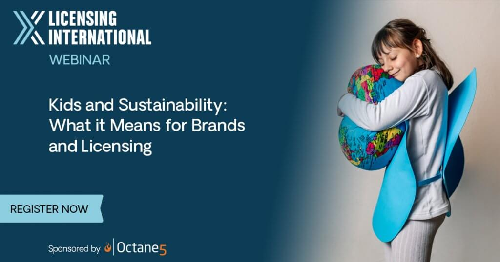 Kids and Sustainability: What it Means for Brands and Licensing event image