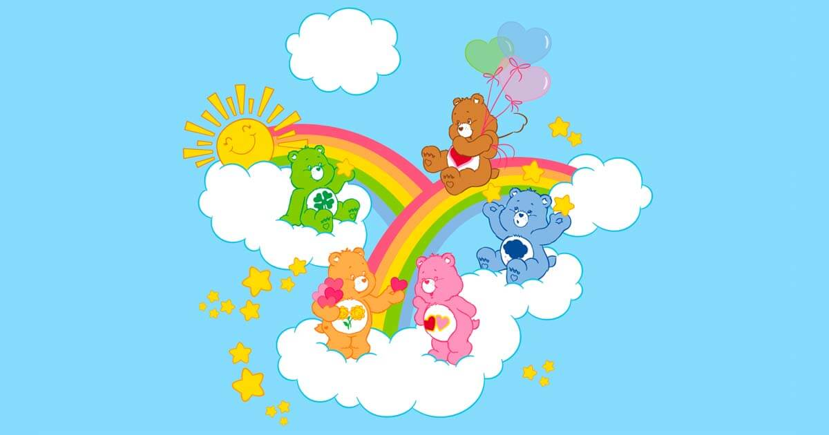 Apparel and Footwear Licensees On Board for Care Bears Collaborations image