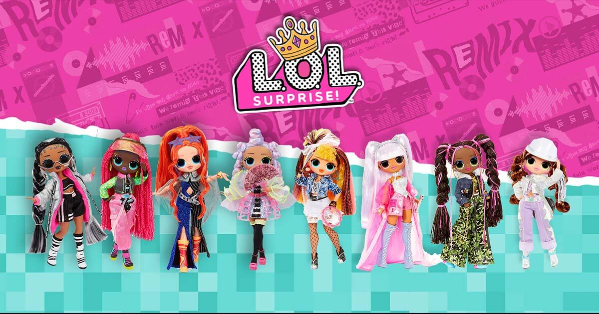 Ioconic Partners with MGA Entertainment to Deliver an NFT and Digital Collectibles Ecosystem for the $25BN Toy Brand L.O.L. Surprise! image